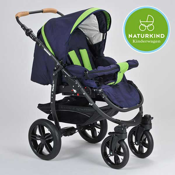 naturkind kinderwagen varius kolibri sportwagen. Black Bedroom Furniture Sets. Home Design Ideas